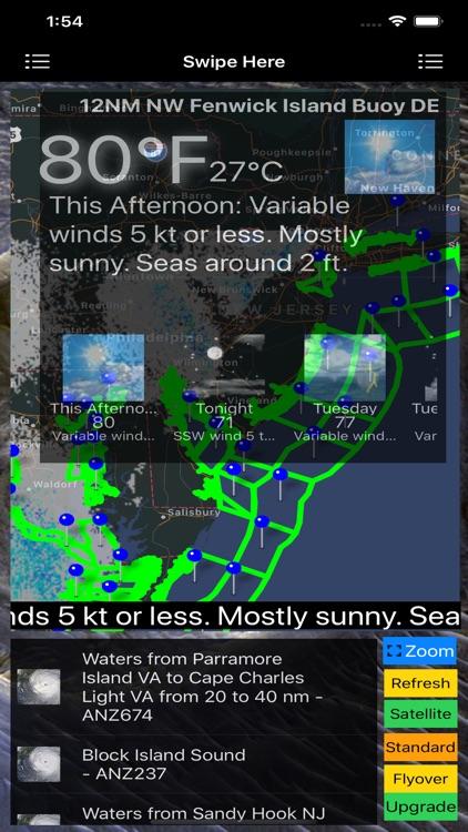 Instant Marine Forecast Pro screenshot-6