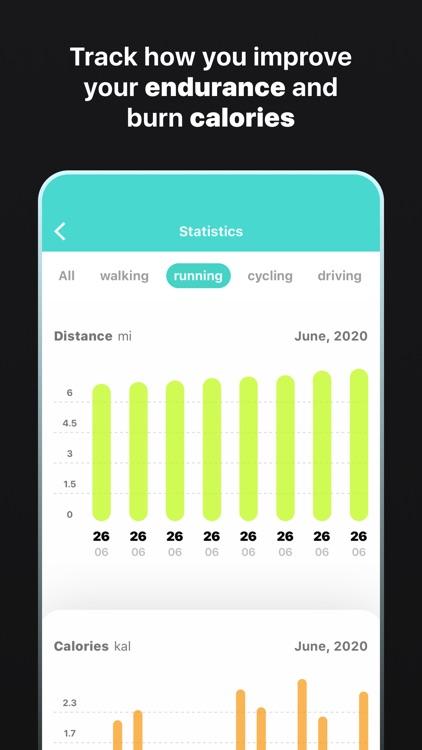 Staywalk — music for running screenshot-6