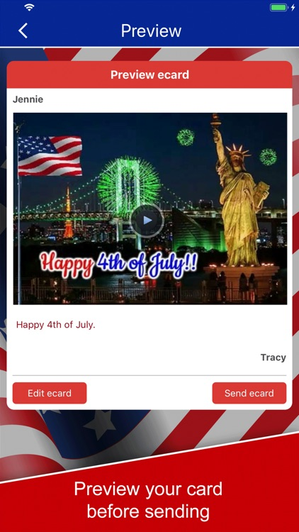 4th of July eCards & Wishes screenshot-4