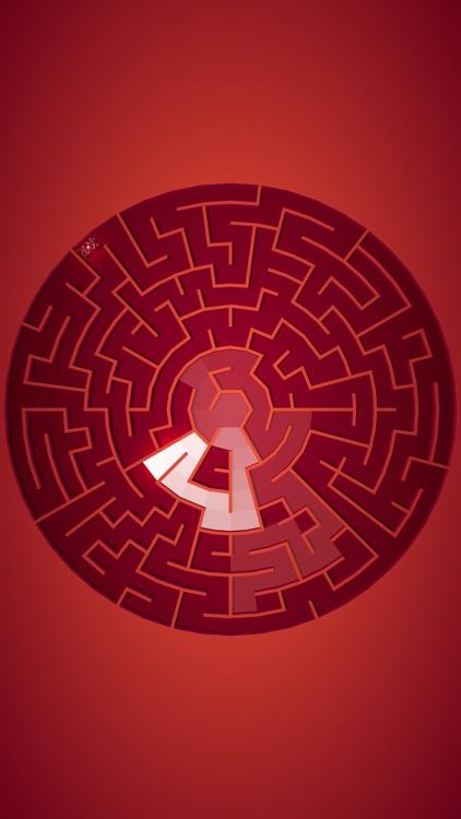 Maze: path of light screenshot-5