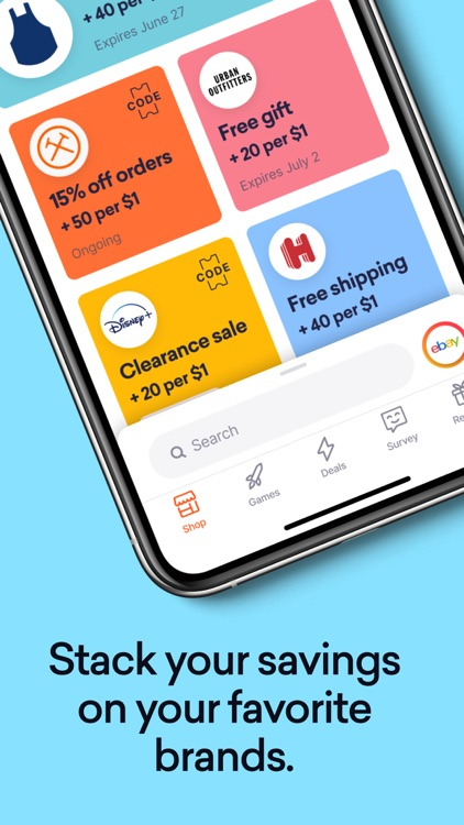 Drop: Shopping & Cashback App screenshot-4