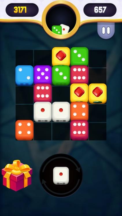 Merge Puzzle Match Dice screenshot-3