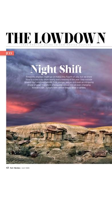 Screenshot #3 pour New Mexico Magazine