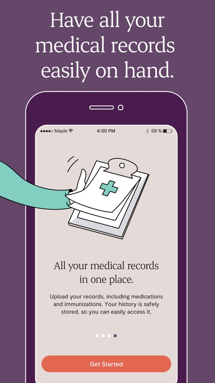 Maple - 24/7 Online Doctors screenshot-4