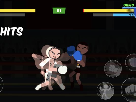 Stick Boxing: Super Star screenshot 7