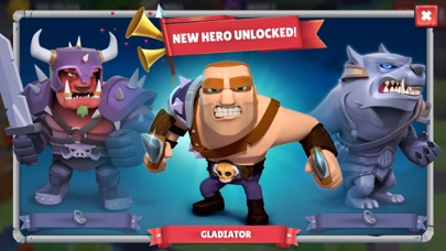 Game of Warriors free Gems hack