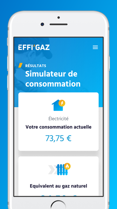 EFFI'GAZ screenshot 5