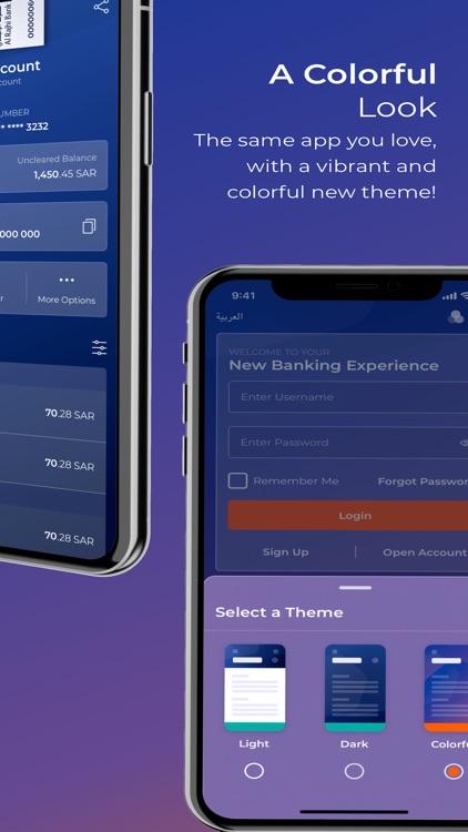AlRajhi Mobile screenshot-3