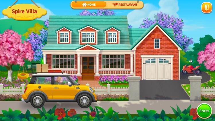 Cooking Home: Restaurant Games screenshot-0