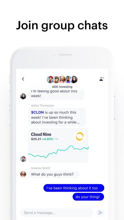 Public - Invest in Stocks screenshot-4