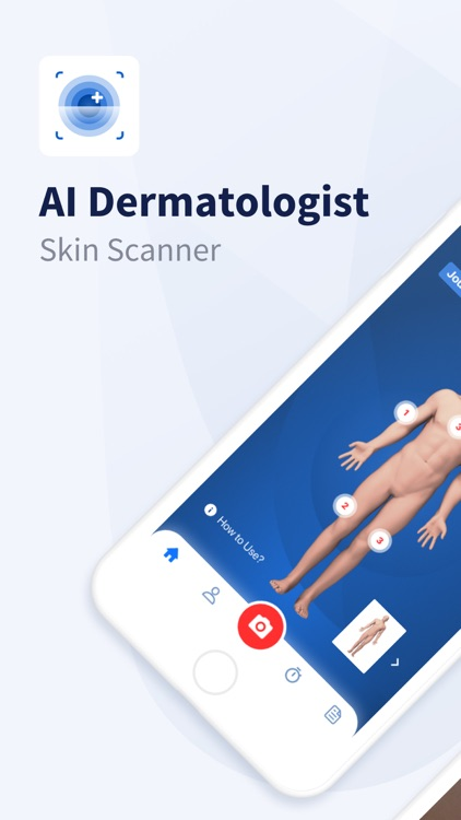 AI Dermatologist: Skin Scanner screenshot-0