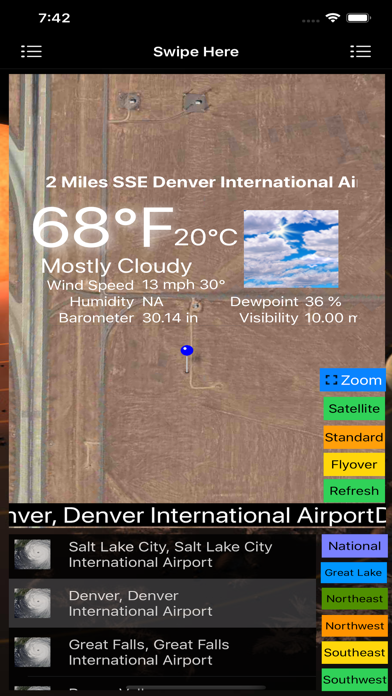 Instant Weather Stations Lite screenshot 5