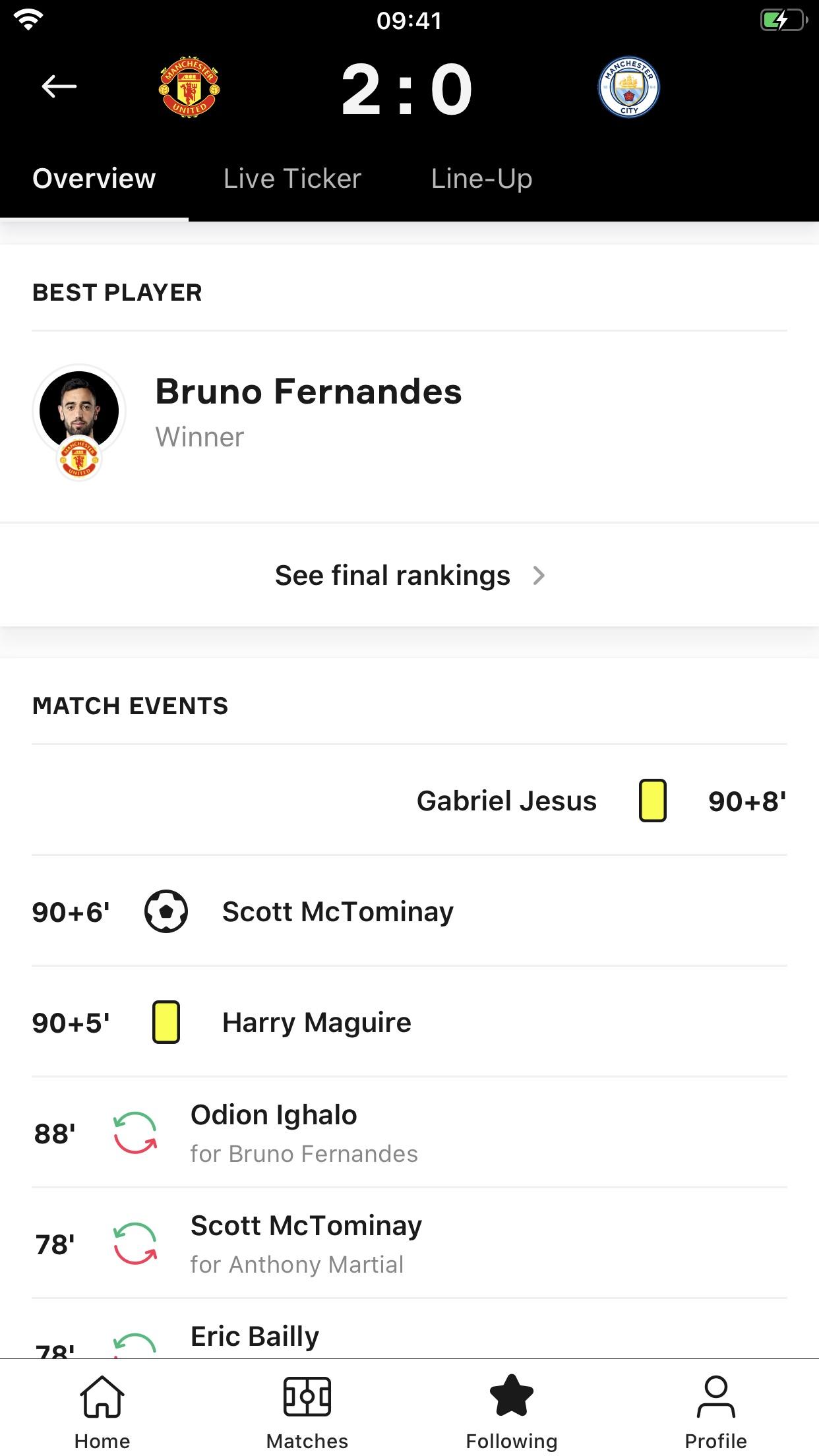 OneFootball - Football News Screenshot