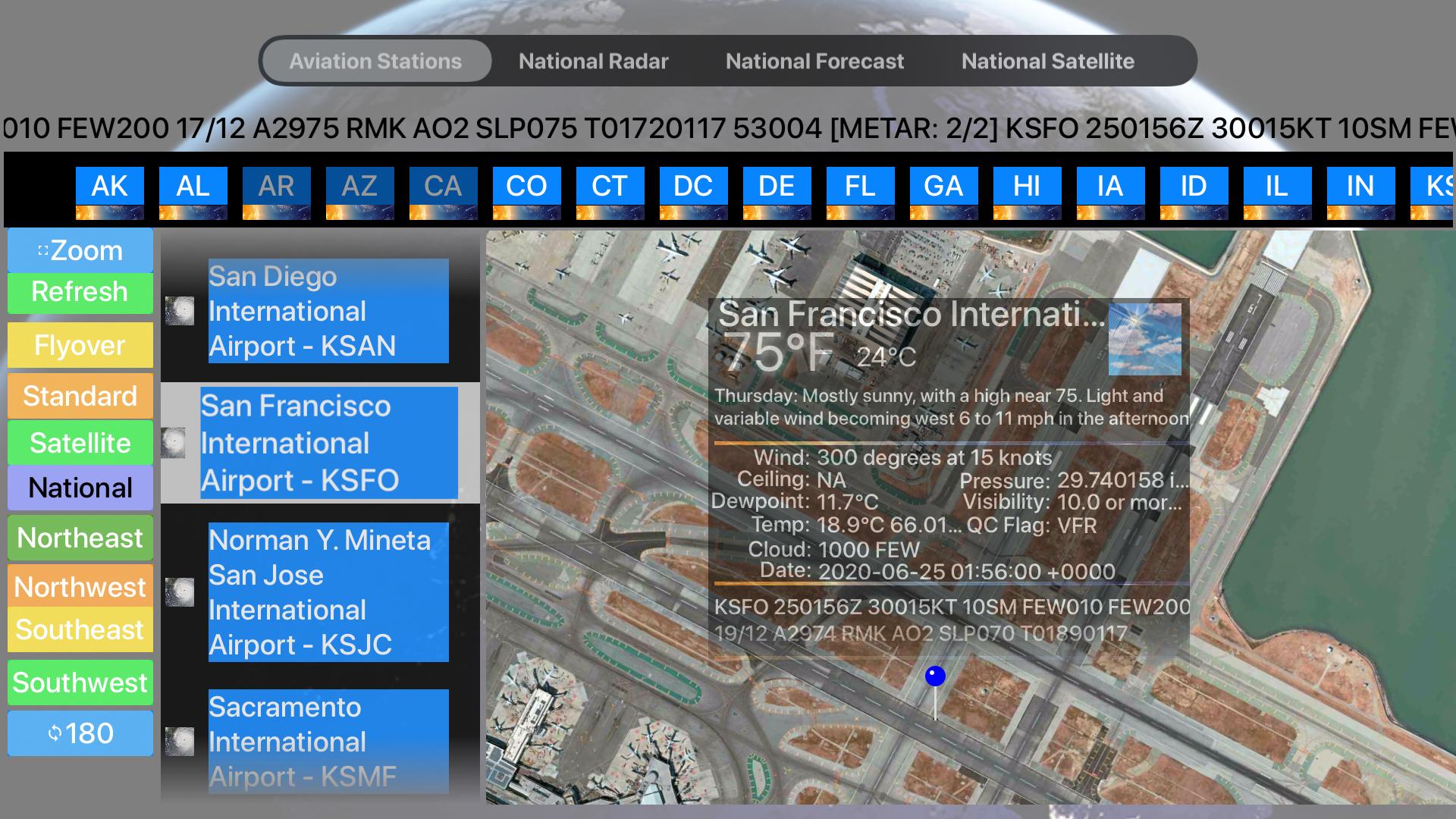 Instant Aviation Weather Lite screenshot 3