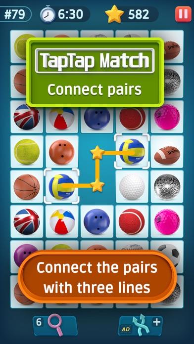 TapTap Match: Connect Tiles screenshot 1
