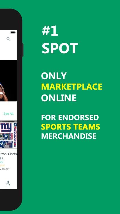 Sporty Team -Sports Team Goods screenshot-3