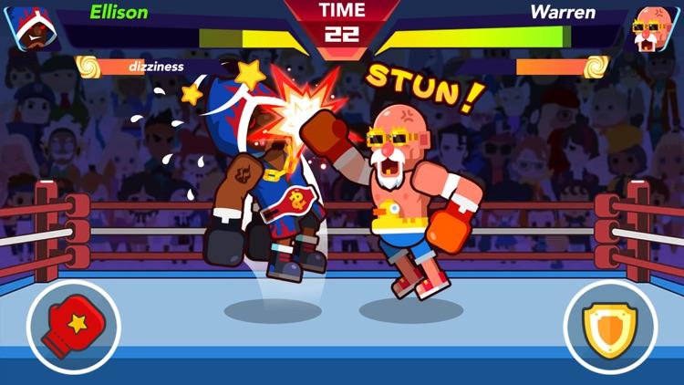 Tekken Master : Boxing Game