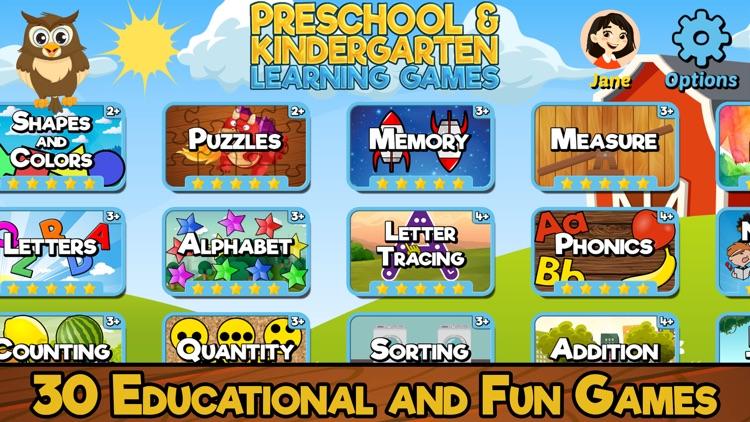 Preschool & Kindergarten (SE) screenshot-0