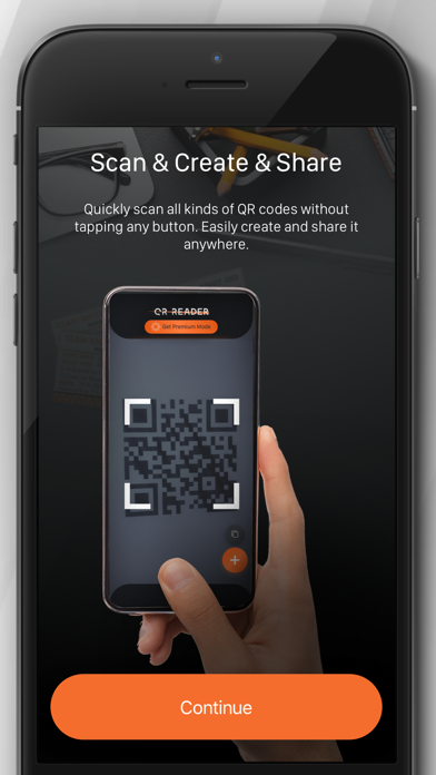 Qr Code Scanner & Creator.のおすすめ画像1