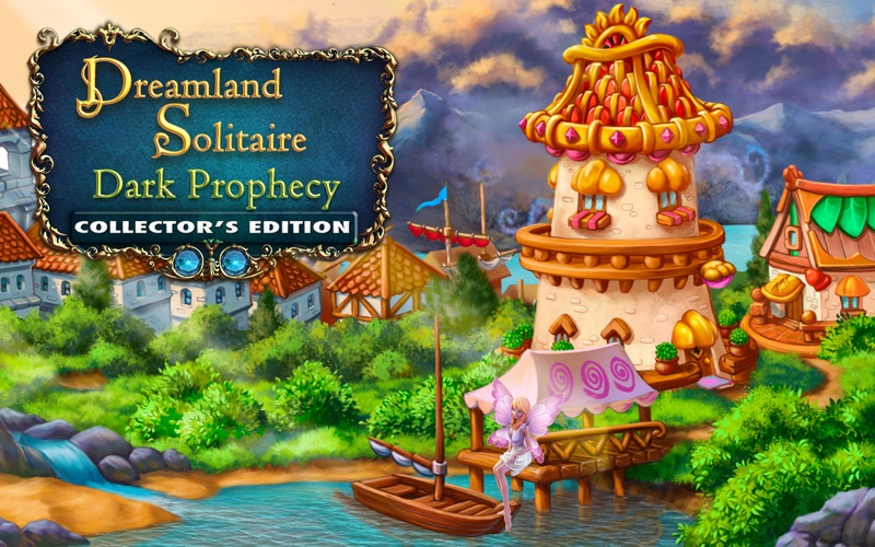 Dreamland Solitaire 3 CE screenshot 1