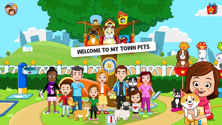My Town : Pets