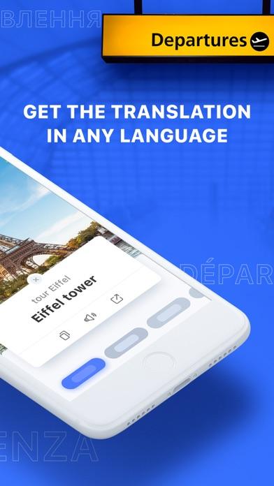 Snap & Translate - Triplens Screenshot