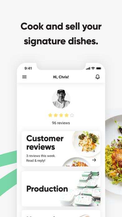 CookUnity - Chefs screenshot 1