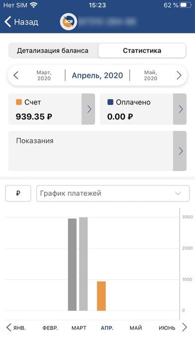 Мой Энергосбыт ВолгаСкриншоты 4