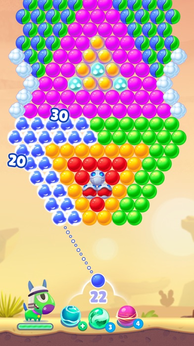 Bubble Shooter Story™ screenshot 4