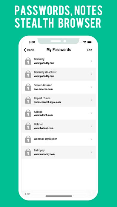 Secure Folder PROのおすすめ画像6