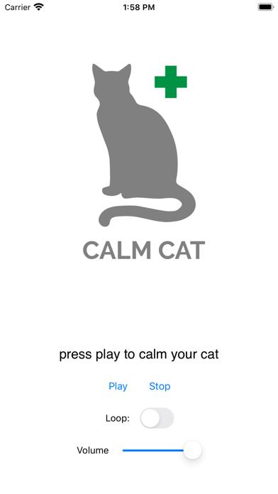 Calm Cat screenshot 1