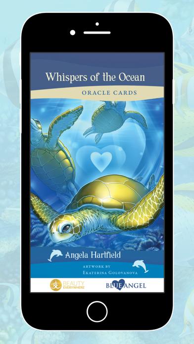 Whispers of the Ocean Oracle screenshot 1
