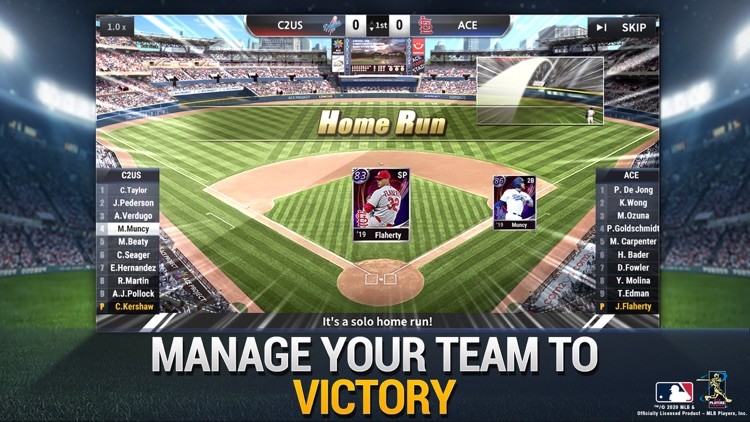 MLB 9 Innings GM