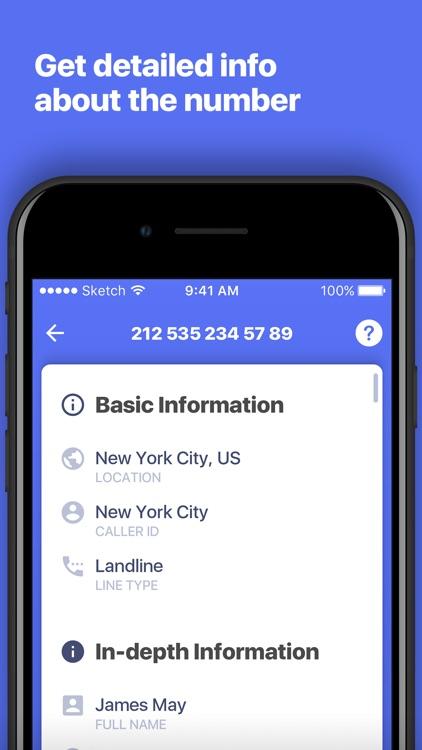 Number Finder: Phone Tracker