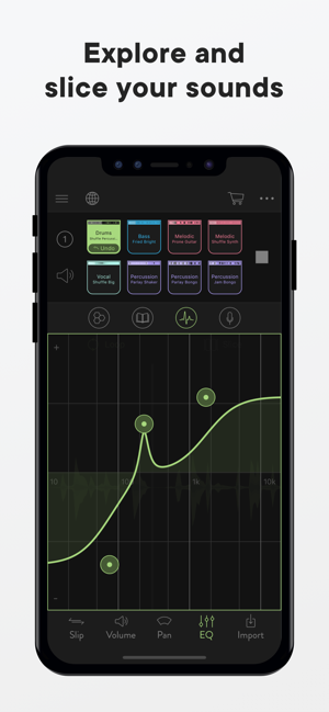 ‎Blocs Wave: Record Music Live Screenshot