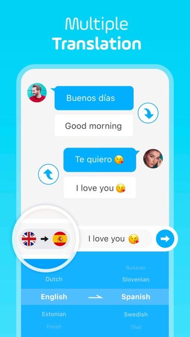 Facemoji Keyboard: Fonts&Emoji Screenshot
