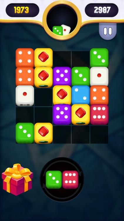 Merge Puzzle Match Dice