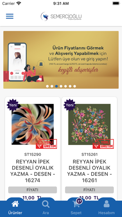 Semercioğlu Toptan Screenshot