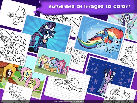 My Little Pony Color By Magic screenshot 15