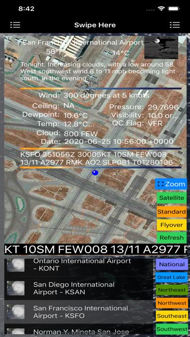 Instant Aviation Weather Pro screenshot 3