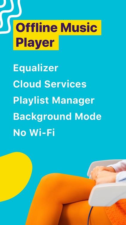 Offline Music Player Cloud Mp3