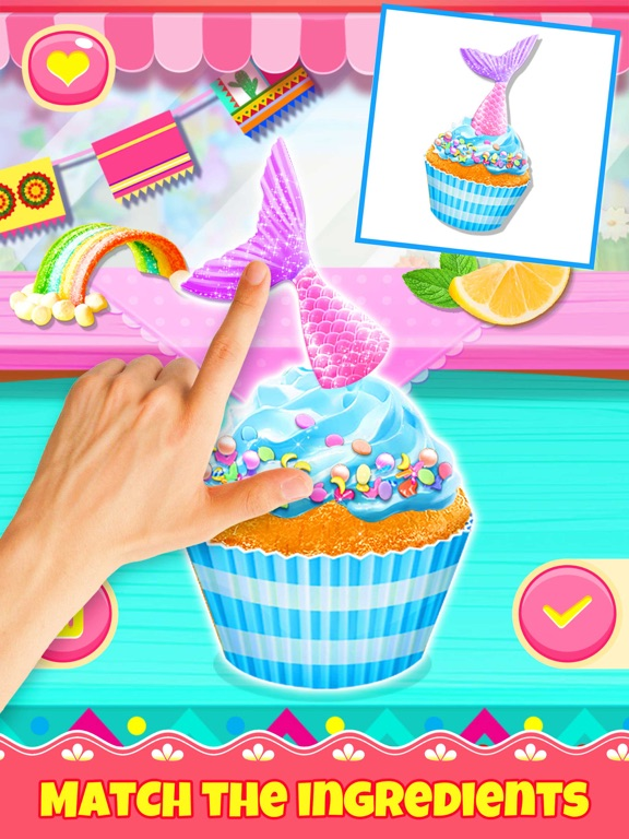 Cupcake Games: Casual Cooking screenshot 6
