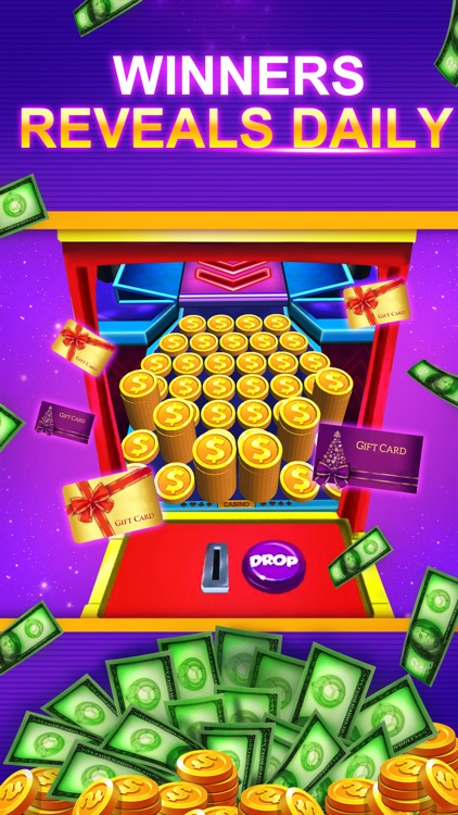 Cash Dozer: Lucky Coin Pusher screenshot-4
