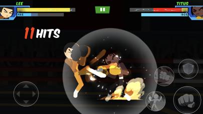 Stick Boxing: Super Star screenshot 3