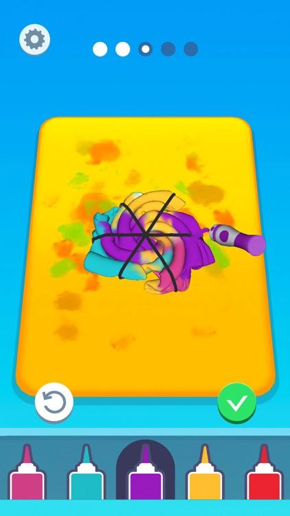 Tie Dye screenshot-5