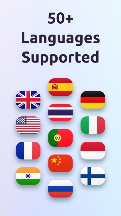Translator: Translate Language
