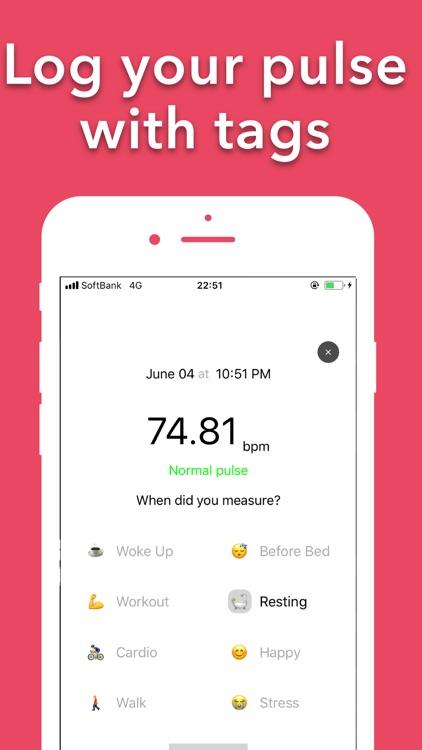 Instant Heart Rate Monitor HRV screenshot-3