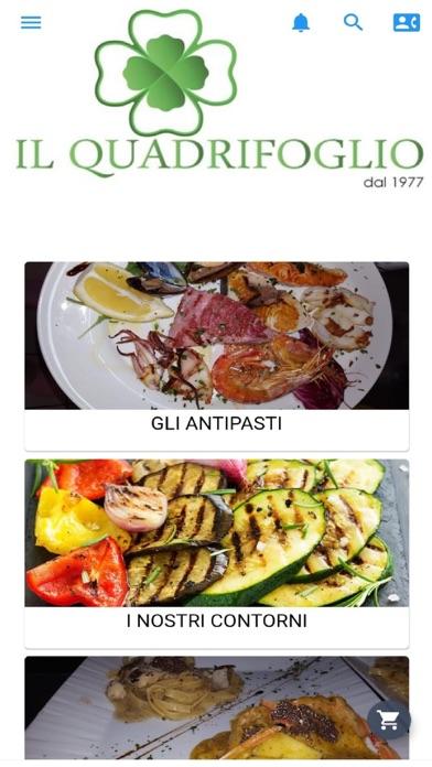 Il Quadrifoglio ristorante screenshot 1