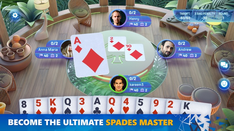 Spades Masters
