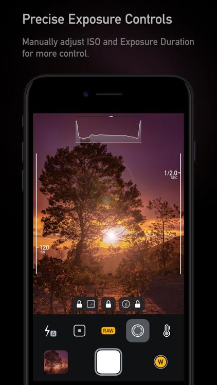 Camera М screenshot-4
